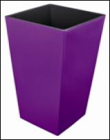 531 Финезия с вкладкой фиолетовый 140*140*260 мм